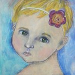29 Faces September 2015 – Face #25 – baby face 2