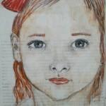 29 Faces September 2015 – Face #26 – little girl