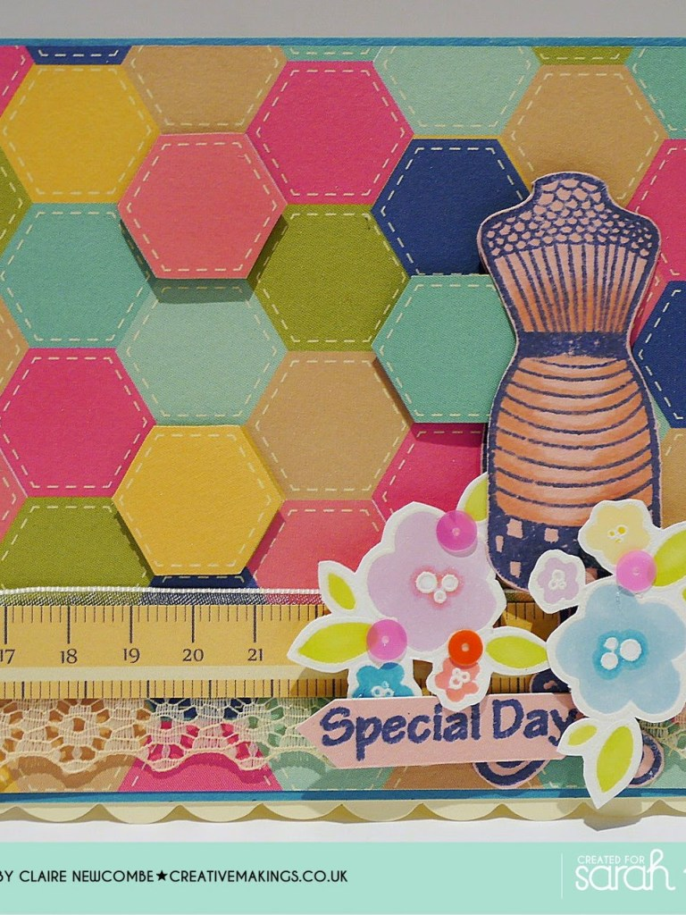 Sew…it's nearly time for that special day