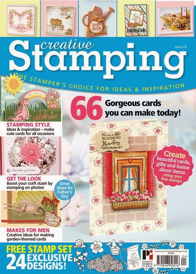 Peg Stamping – part 2 (Creative Stamping magazine)