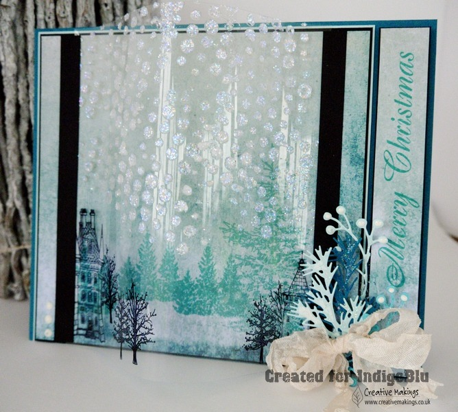 Snow with Unicorn Sparkles – IndigoBlu