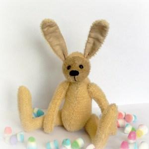 Basil Bunny Sewing Pattern