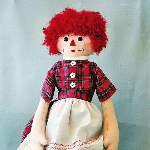 Annie Cloth Doll Nerina Roberts