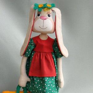 Arabella Rabbit Bunny Cloth Doll Nerina Roberts