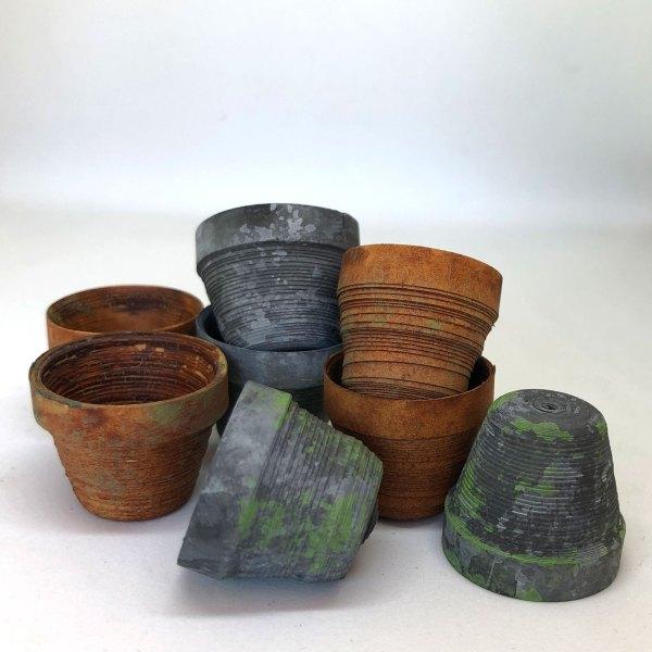 Dollhouse Plant Pot