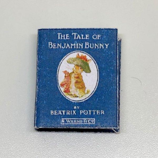 Benjamin Bunny Miniature Book Beatrix Potter