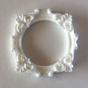 Scrapbooking Dollhouse Picture Frame MF06