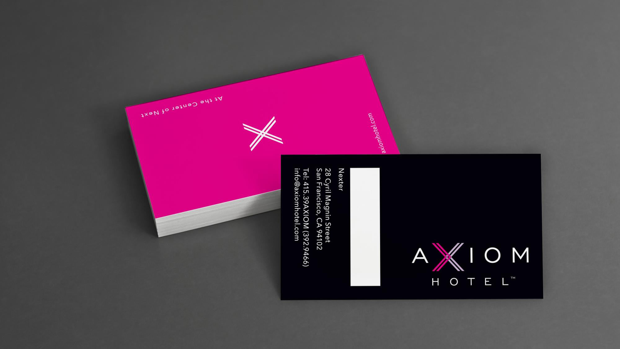 Axiom Hotel Mint