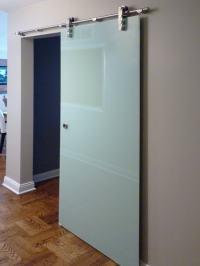 Sliding Glass Barn Doors | Creative Mirror & Shower