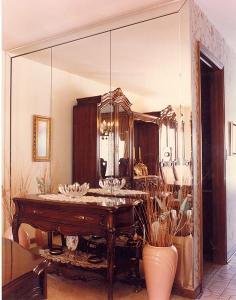Custom Dining Room Mirrors  Creative Mirror  Shower