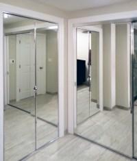 Bifold Closet Doors   Creative Mirror & Shower