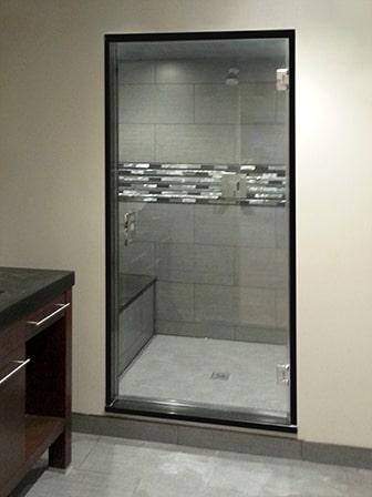 Frameless Shower Doors Amp Enclosure Creative Mirror Amp Shower