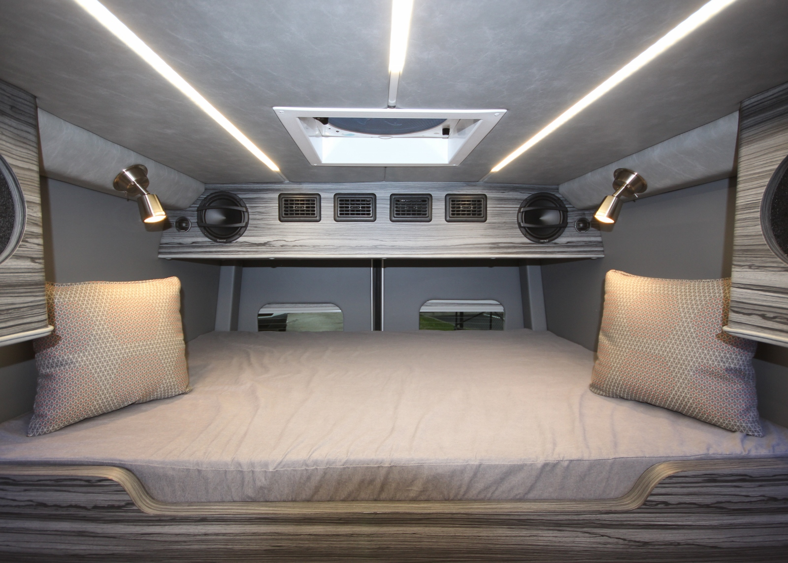 Fully Loaded Off Road Sprinter Van