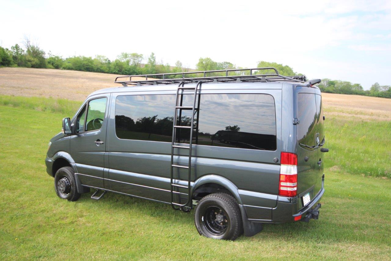 Rugged 4x4 Low Roof Sprinter