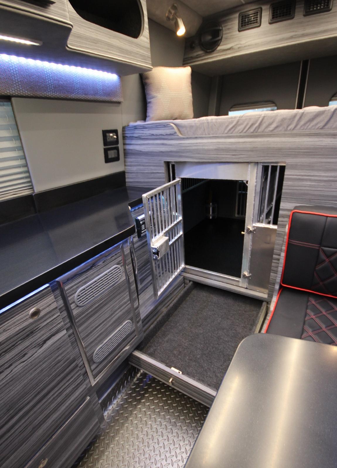 FullyLoaded OffRoad Sprinter Van