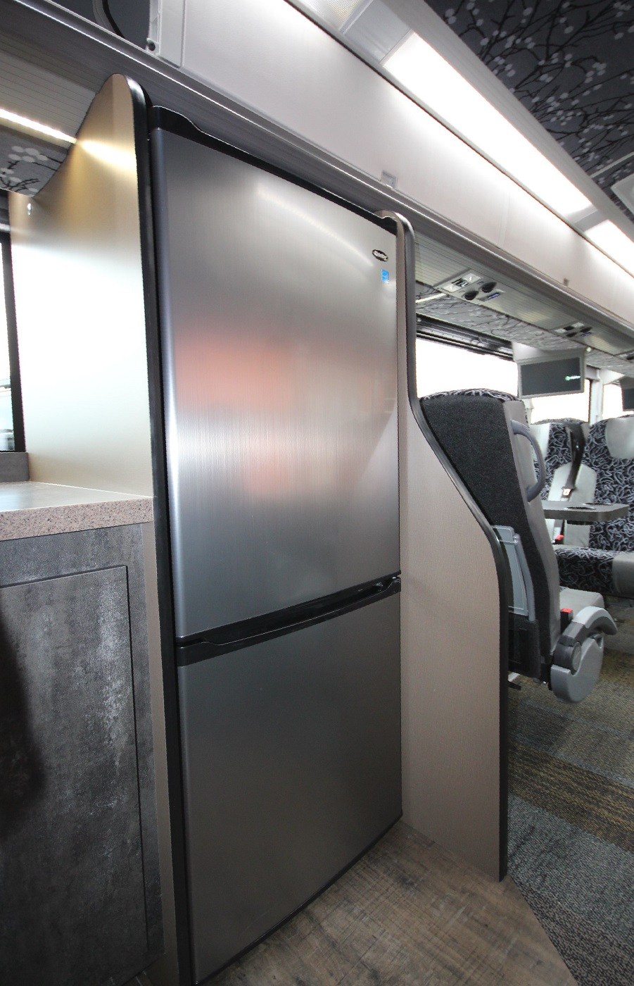 extra large kitchen sink average cabinet cost new mci transit coach