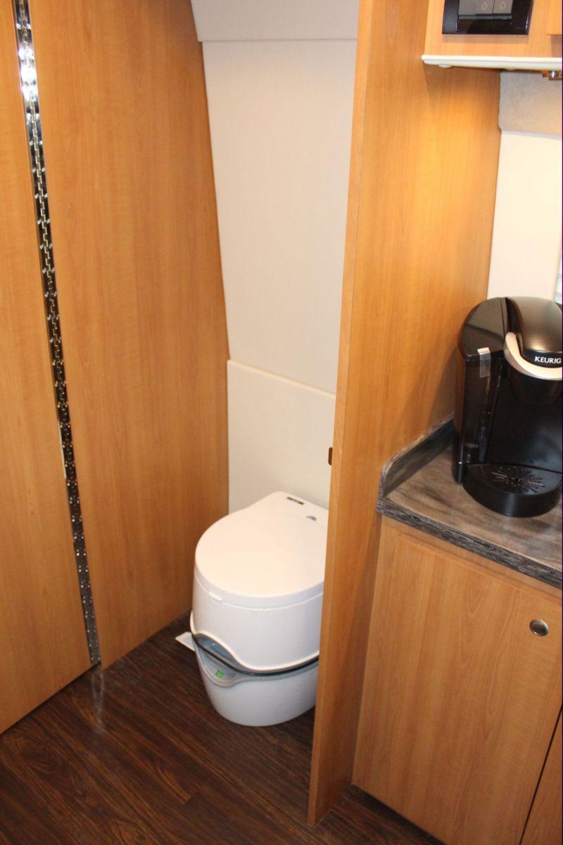 Special Needs Sprinter With Bathroom
