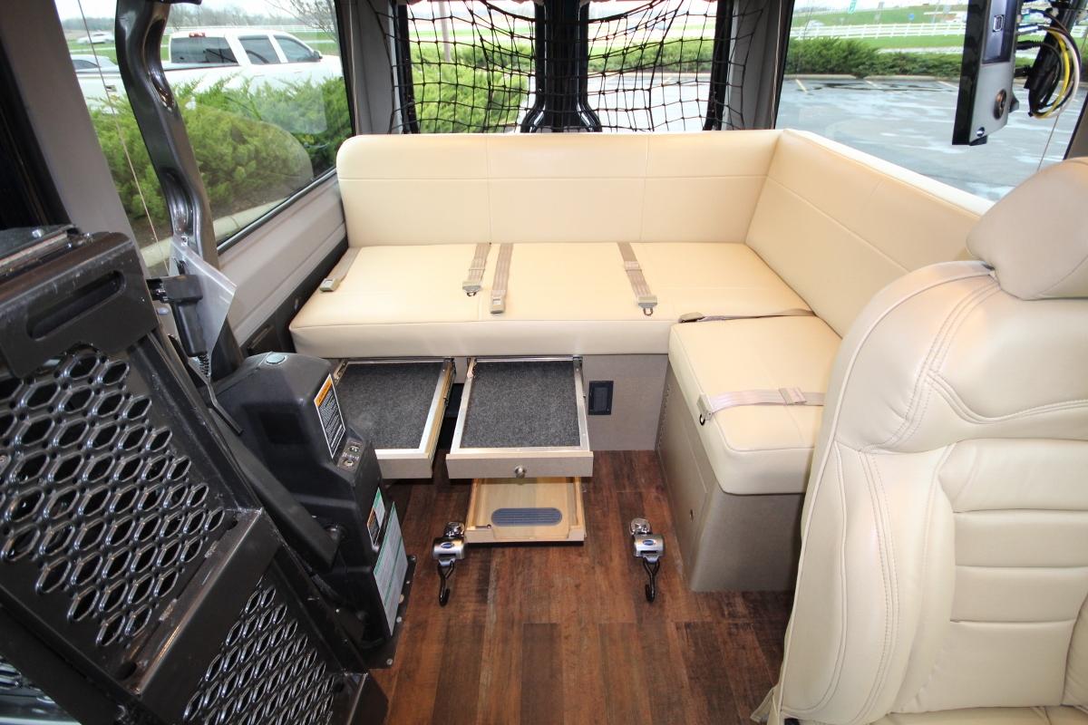 Wheelchair Accessible Custom Sprinter Van