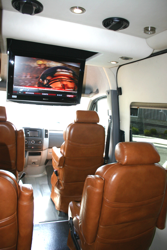 chairs that swivel and recline cool for sale texas longhorn custom tailgating sprinter van