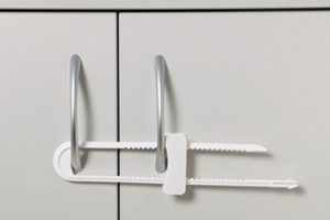 cabinet locks and straps