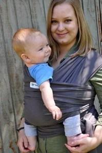 Hand free nursing carrier/sling/wrap