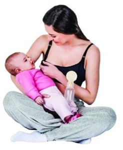 Simple wishes Hands Free Pumping Bra