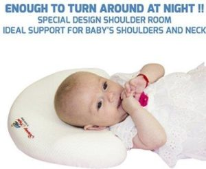 Sleeping angel for better sleep Baby Head Shaping Pillow
