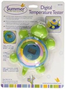 Digital temperature tester