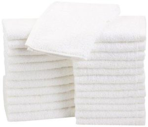 cotton baby washcloths