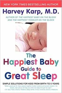 baby sleep books