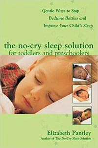 best Baby sleep training books for toddler