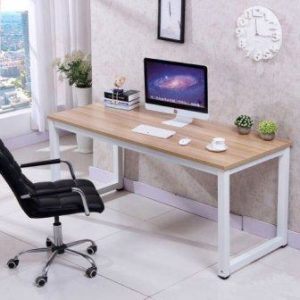 simple style computer desk
