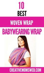 babywearing woven wrap