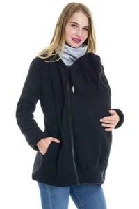 kangaroo sweater for mom and baby