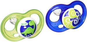 Nuk silicone pacifier