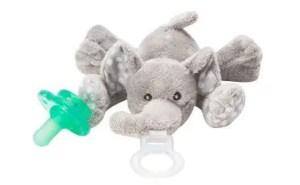 animal pacifier holder