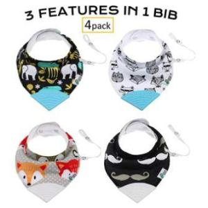 teething bib