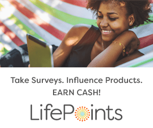 LifePoints survey