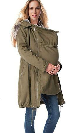 baby carrier jacket