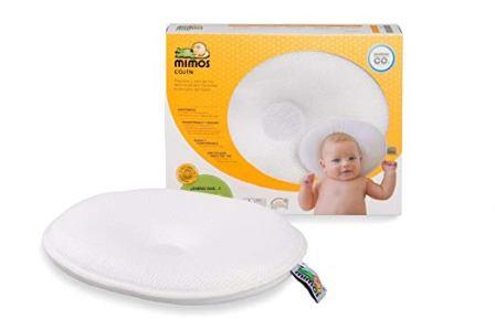 Mimos Flat head baby pillow