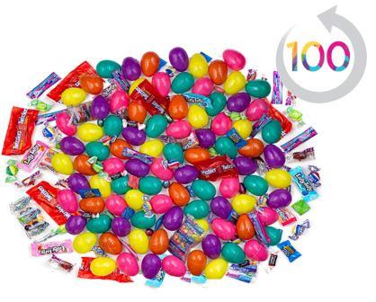 Filled Easter Eggs Surprise Eggs Great For Easter Assorted Candy Basket Stuffers