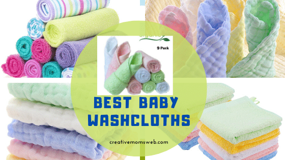 best baby washcloths