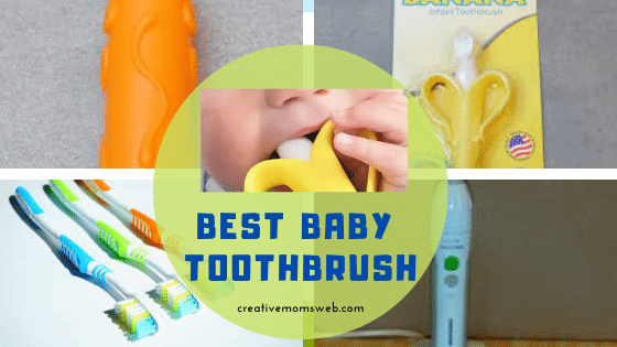 Best toothbrush for baby