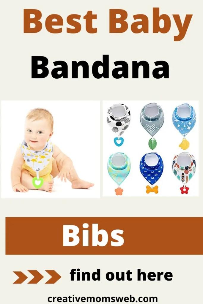 Best baby bandana bibs
