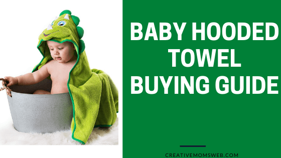 Baby hooded towel buying guide