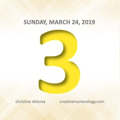 numerology by full date of birth 24 march