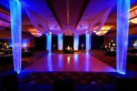 Reception Lighting Techniques For Weddings