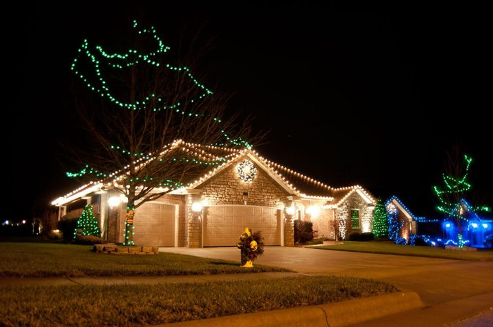 Christmas Light Displays In Springfield Mo