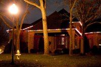 Residential Holiday Lighting - Creative Outdoor Lighting