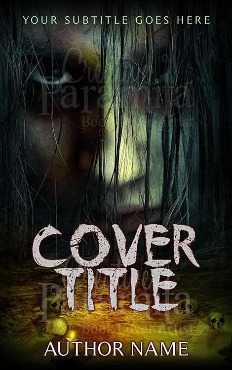 Haunted Killer Premade book cover